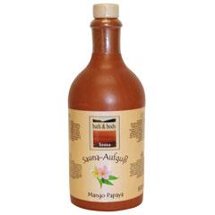 Produktbild Saunaaufguss 500 ml (Mango/Papaya)