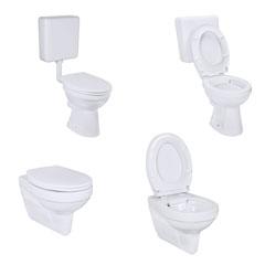 Produktbild Wand-WC-Set