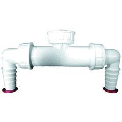 Produktbild Waschgeräte-Doppelanschluss