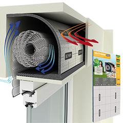 Produktbild Rolladenkasten-Dämmung Stärke 13 mm