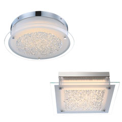 Produktbild LED-Deckenleuchte eckig 17,3W