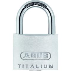 """Produktbild Titalium Vorhangschloss """"64 Ti 40 SB"""""""