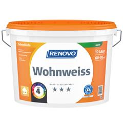 RENOVO Wohnweiss, Basis