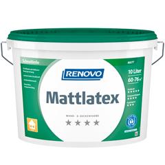 Produktbild Mattlatex 2,5 l