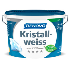 Produktbild Kristallweiss 10 l