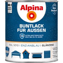 Produktbild AP Buntlack Anthgrau GL 300 ml glaenzend fuer aussen