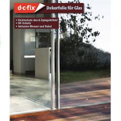Produktbild Dekorfolie für Glas