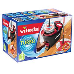 VILEDA Easy Wring & Clean Turbo Set