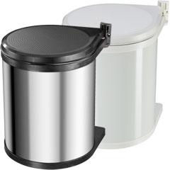 Produktbild Einbau-AbfallsammlerEdelstahl Compact-Box 15