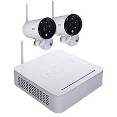ABUS Digitales Überwachungsset TVAC 18000A