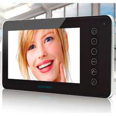 Produktbild Videosprechanlage Nordström 2 schwarz