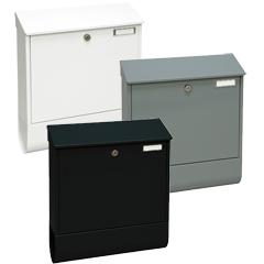 Produktbild CASAYA 300 Briefkasten verkehrsweiß RAL 9016