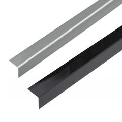 Produktbild Winkelprofil Weiß, glänzend