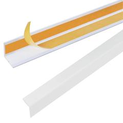 Produktbild Winkelprofil Kunststoffbeschichtet, weiß