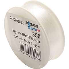 Produktbild Nylon- Bastelfaden