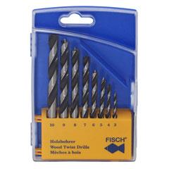 Produktbild Holzspiralb. 8-tlg.