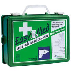 Produktbild Erste-Hilfe-Box Heimwerker