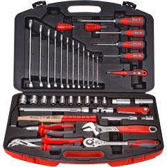 Produktbild Werkzeugkoffer Profi 41-teilig