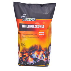 Produktbild Grill-Holzkohle 3 kg