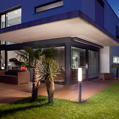 STEINEL LED-Sensor-Außenleuchte GL 60