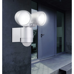 """Globo LED-Baustrahler mit BWM """"Radiator2"""""""
