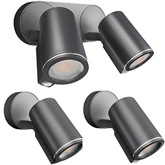 Produktbild LED-Spot-Strahler  DUO mit Sensor