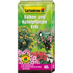 Produktbild Balkon- und Kübelpflanzenerde 40 l