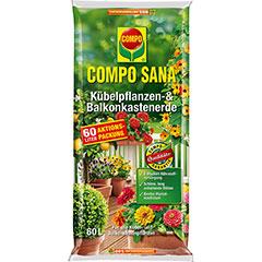 Produktbild Kübelpflanzen- und Balkonkastenerde