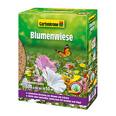 Gartenkrone Blumenwiese