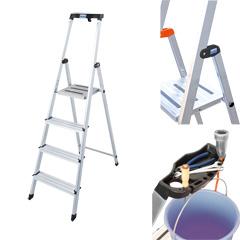 Produktbild Stufen‑Stehleiter 7 Stufen
