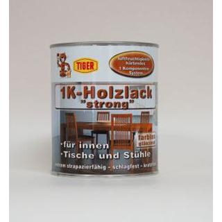 Produktbild TIG 1K Holzlack strong 750ml