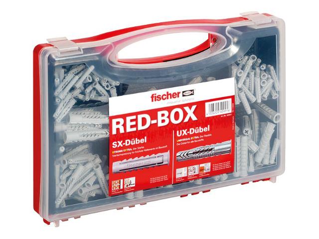 Produktbild Redbox DUOPOWER + Schrauben