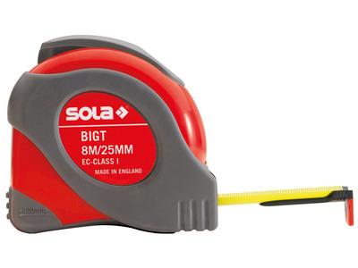 Produktbild Rollmeter Sola BigT 5m EG I, B 19mm, mit Gürtelclip