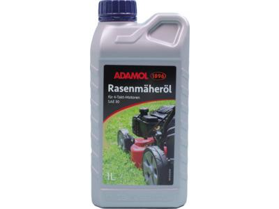 Produktbild Adamol Rasenmäheröl SAE 30 1 Liter für 4-Takt Motore